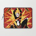 VIDEO GIRLS: Goddess Of War Laptop Sleeve