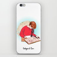 Science! iPhone & iPod Skin
