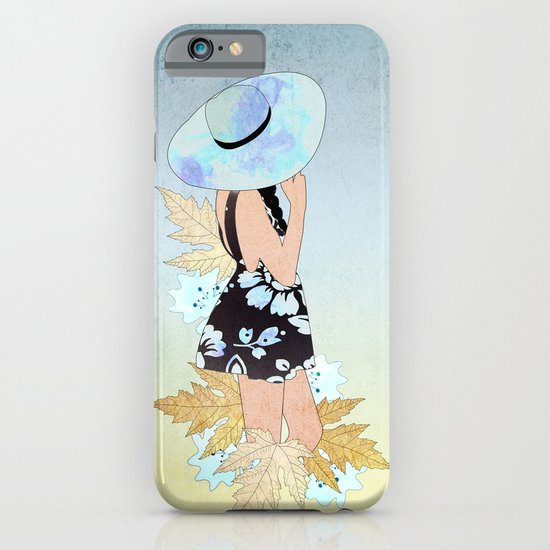 AUTUMN BREEZE iPhone & iPod Case