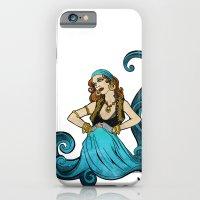 Water Dancer iPhone 6 Slim Case