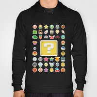 Power Ups! Hoody