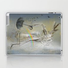 Rain Ballad Laptop & iPad Skin