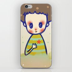 the little star in my heart iPhone & iPod Skin