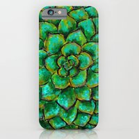 Succulent Mandala iPhone 6 Slim Case