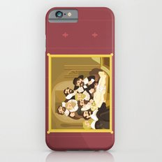 The Anatomy Lesson by Rembrandt iPhone 6s Slim Case