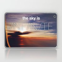 the sky is...  Laptop & iPad Skin