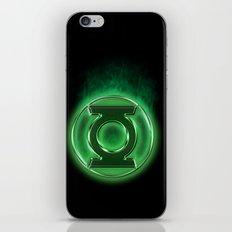 Green Lantern Spectre iPhone & iPod Skin