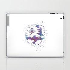 Star . Wars Death Star Laptop & iPad Skin