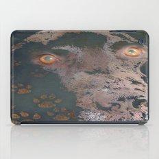 leaving his print iPad Case