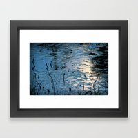 rivercode Framed Art Print
