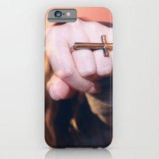 cross ring iPhone 6 Slim Case