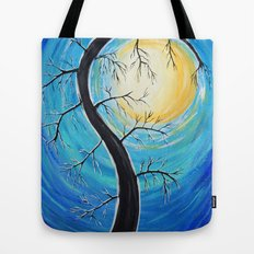 Midnight hour Tote Bag