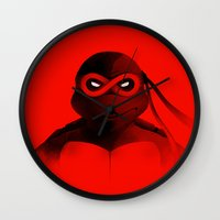 Raphael Forever Wall Clock
