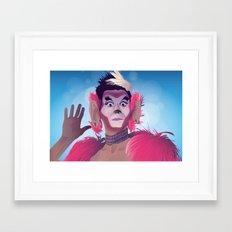 Manila Luzon (as Tweaker) Framed Art Print