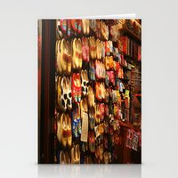 Knock On Wood...With Your Feet Stationery Cards
