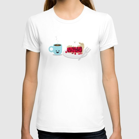 Coffee and Pie T-shirt