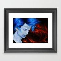 Matt Bellamy - Starlight Framed Art Print