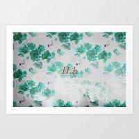 Ill Art Print