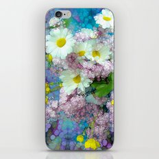 She comes in colors iPhone & iPod Skin