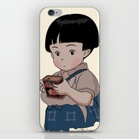 Grave Of The Fireflies (… iPhone & iPod Skin