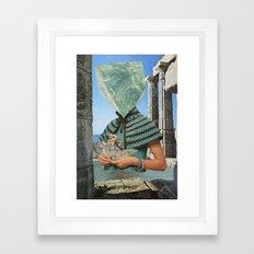 Incantation Framed Art Print