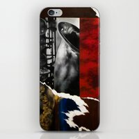 Music Triptych: Saxophon… iPhone & iPod Skin