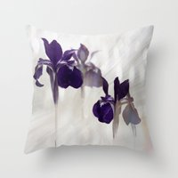 Diaphanous 2 Throw Pillow