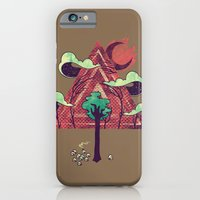 iPhone & iPod Case featuring The Evergreen by Hector Mansilla