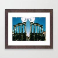 Colossal  Framed Art Print