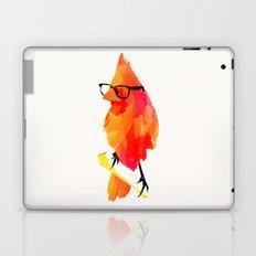 Punk bird Laptop & iPad Skin