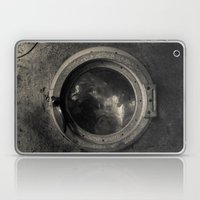 Washing Machine Laptop & iPad Skin