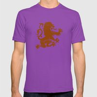 A Lannister Banner Mens Fitted Tee Ultraviolet SMALL