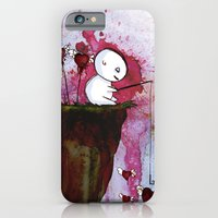 Fishing For Hearts iPhone 6 Slim Case