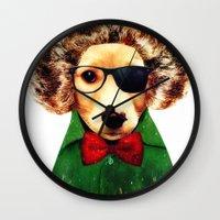 Dog ( Ben) Wall Clock