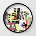 il diluvio Wall Clock