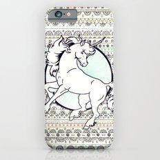 Unicorn Party Slim Case iPhone 6s