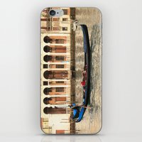 Gondoliere iPhone & iPod Skin