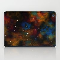 Final Frontier Abstract iPad Case