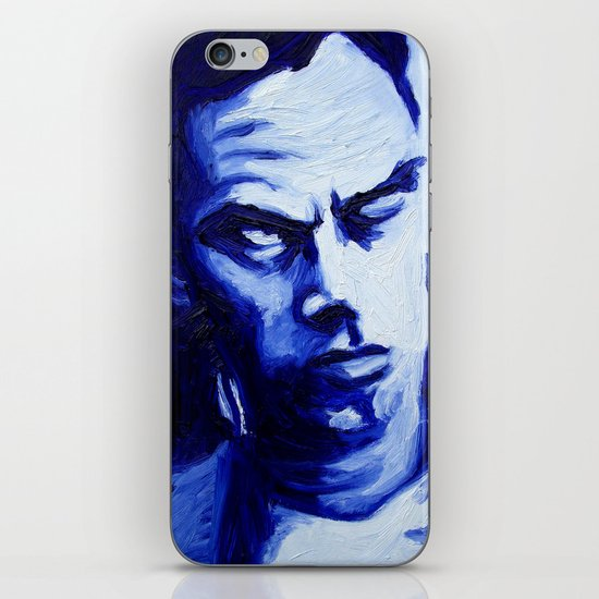 Mr Cave iPhone & iPod Skin