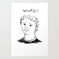 WWPD? Art Print