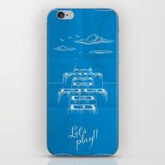 Stairway to heaven! iPhone & iPod Skin