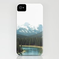 iPhone Cases featuring Rocky Mountains by Luke Gram