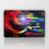 Future Piper in the Paradise Nebula Laptop & iPad Skin