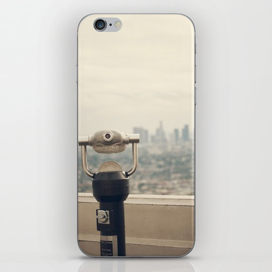 The View: Los Angeles iPhone & iPod Skin