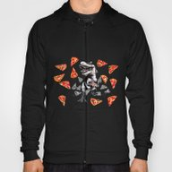 Pizza Time Hoody