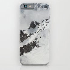 Clouds Shrouding Mont Blanc Slim Case iPhone 6s