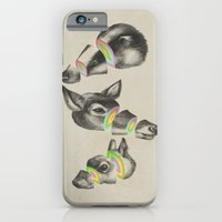 iPhone & iPod Case featuring multiplicity by Julia Sonmi Heglund