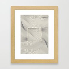 think out of the box II Framed Art Print