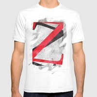 YEAR ONE Mens Fitted Tee White SMALL