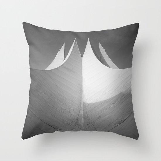 Berlin '04 Throw Pillow